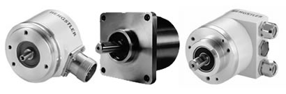 Hengstler Solid Shaft Absolute Encoders