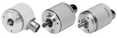 Hengstler Solid Shaft Incremental Encoders